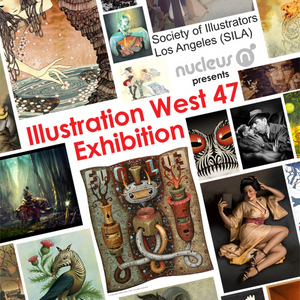 47th Annual Illustration West Exhibition