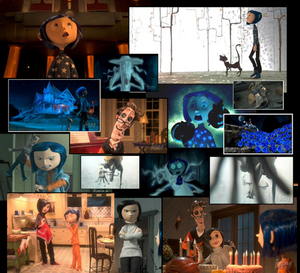 Coraline Production Artists Panel