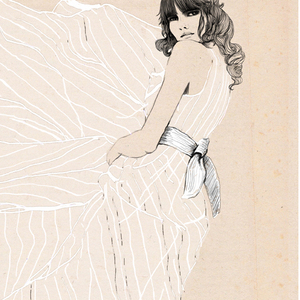 Line of Style: Fashion Illustration Spanning the Globe
