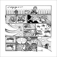 Copper #1 - Rocket Pack Fantasy - April 2002, Kazu Kibuishi