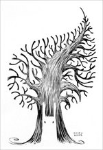 Tree Ghost, Kazu Kibuishi
