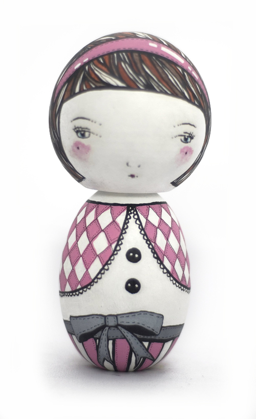 Kokeshi Doll (Catherine Campbell), Catherine Campbell