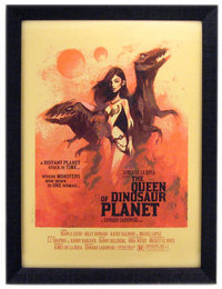 The Queen Of Dinosaur Planet 2, Kevin Dart
