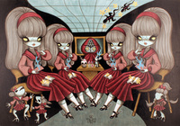 The School of Witches, Junko Mizuno