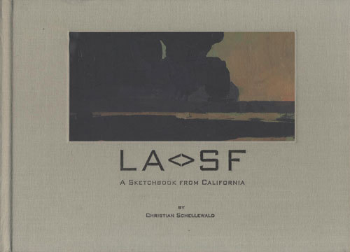 LA<>SF - A Sketchbook from California