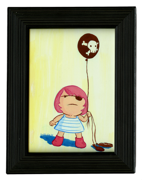 One Balloon Left, Debbie Huey
