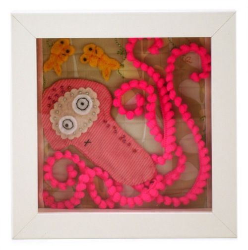 Squid, Tanya Philpott