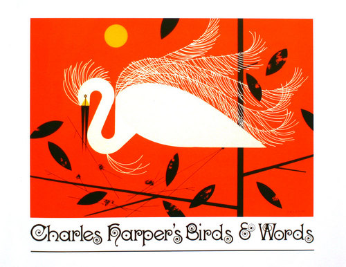Charley Harper's Birds & Words
