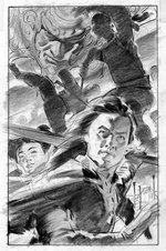 Crouching Tiger, Hidden Dragon #1, John Watkiss