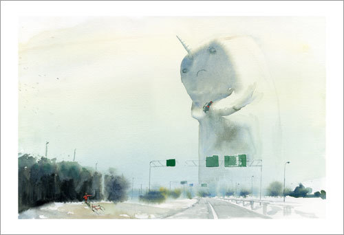 Bad Unicorn, Chris Appelhans