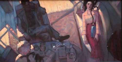Afternoon Repose, John Watkiss