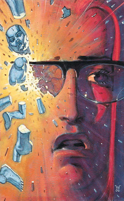 Deadman #9, John Watkiss