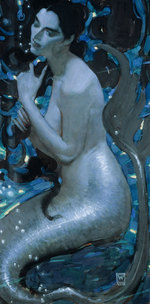 Blue Mermaid, John Watkiss