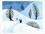 Winter Road, Kazu Kibuishi