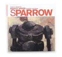 Sparrow: Ashley Wood Sketches and Ideas