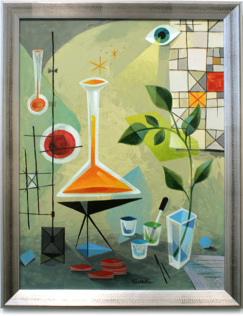 Laboratory Still Life 1, Don Shank