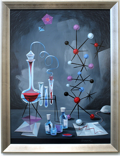 Laboratory Still Life 2, Don Shank
