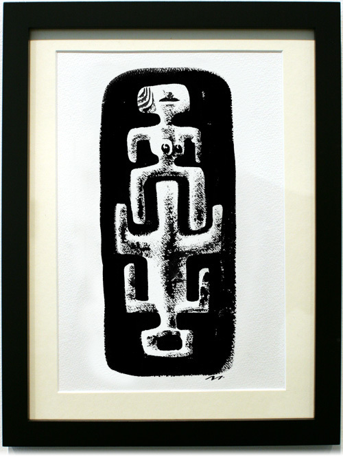 FERTILITY IDOL 3, Scott Morse