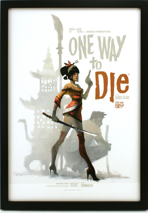 One Way to Die, Horia Dociu