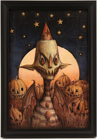 Pumpkin Patch Goblin, William Basso
