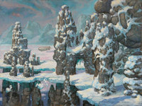 Ice Shelves, Tom Kidd
