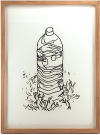 Water bottle, Doug Chayka