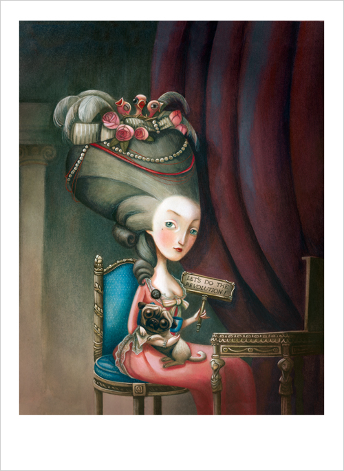 Let's Do The Revolution!, Benjamin   Lacombe