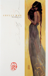 Shelly Wan Sketchbook 2010, Shelly Wan