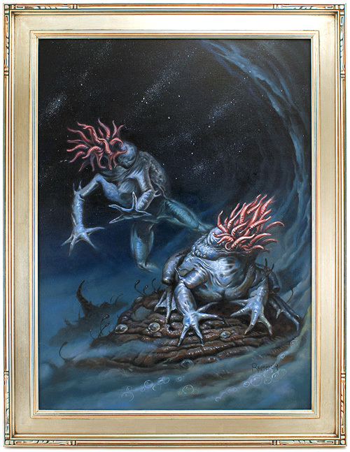Moon Beasts, Jeff Remmer