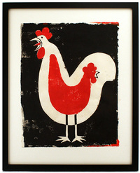 Chicken, Edel Rodriguez