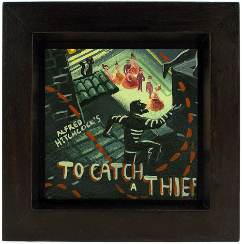 To Catch a Thief, Lorelay Bove