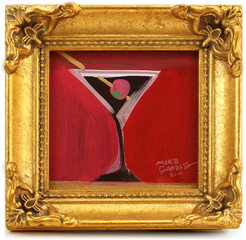 Red Martini , michael Gabriel