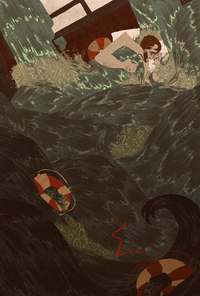 Lost At Sea, Courtney Billadeau