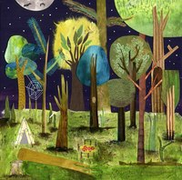 Song Trees at Night, Christina Song