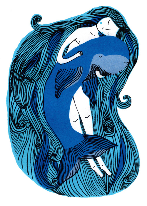 Waterspirit, Mina Braun