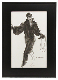 Zorro, Bill Perkins