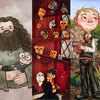 Harry Potter Art Auction