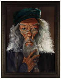 Dumbledore, Robert Doucette