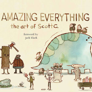 Amazing Everything Signing with Scott C
