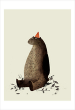 I Want My Hat Back - Page 27 (Red Hat), Jon Klassen
