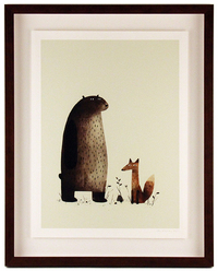 I Want My Hat Back (Fox), Jon Klassen