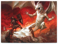 White Dragon, Justin Sweet