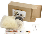 Woolbuddy Needle Felting Sheep Kit