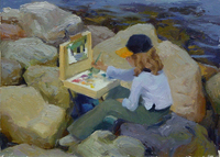 Young Artist, Bill Perkins