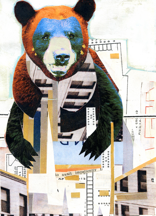 Building A Better Bear, Joel Zuercher