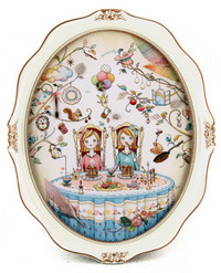 The Twins Woodland Tea Party, Hiromi Sato
