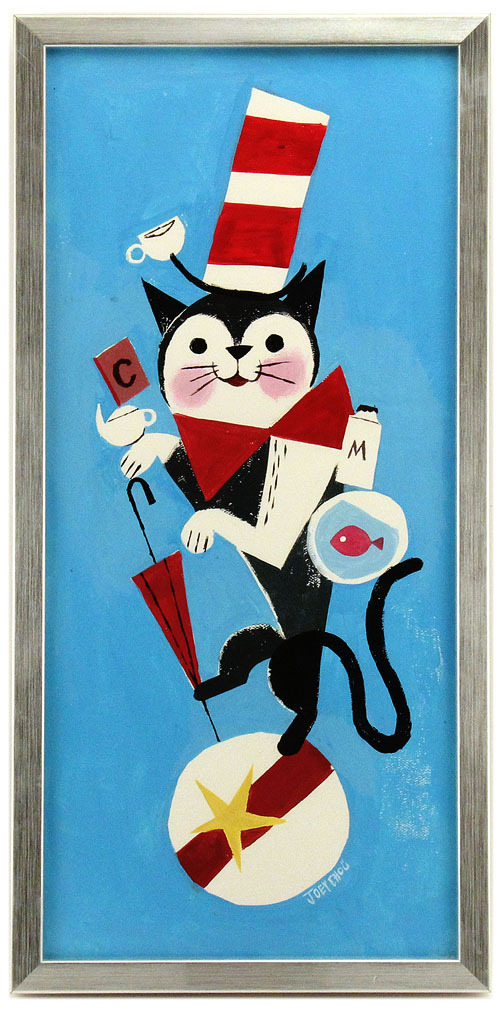 The Cat in the Hat, Joey Chou
