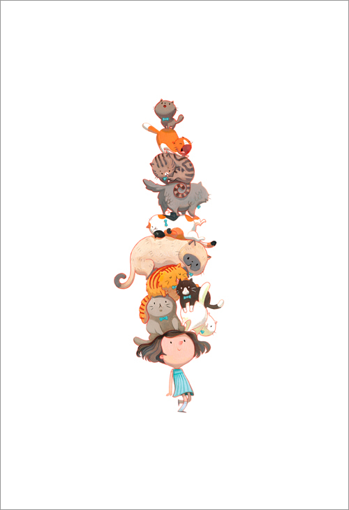 Did You Ever Walk With Ten Cats on Your Head?, Joy Ang