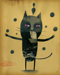 Black Cat, Christopher Lyles