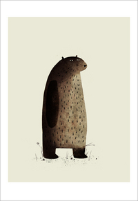 I Want My Hat Back - Page 01 (Bear), Jon Klassen